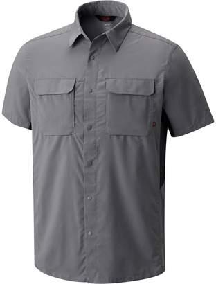 Mountain Hardwear Canyon Pro Short-Sleeve Shirt - Men's