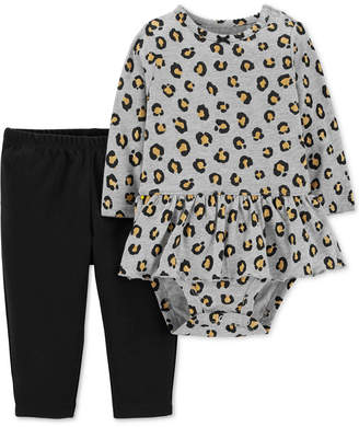 d8885507ca29 Cheetah Print Kidding Sets - ShopStyle