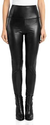 BAGATELLE.NYC Faux Leather Leggings