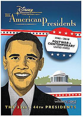 Disney The American Presidents Volume 4 DVD