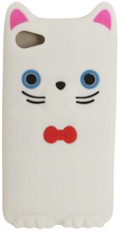 Wet Seal WetSeal Rubber Tie Kitty Phone Case Mint