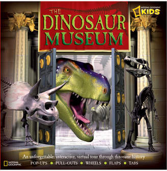 National Geographic The Dinosaur Museum Interactive Book