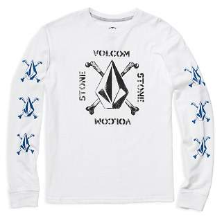 Volcom Boys' Stone Graphic Tee - Little Kid