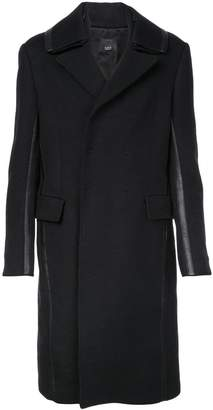Thamanyah oversized trench coat