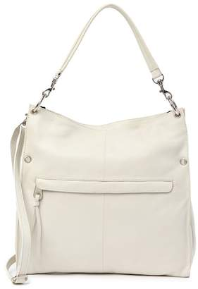 Joelle Gagnard Hawkens Normandie Leather Hobo Bag