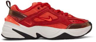 Nike Red M2K Tekno Sneakers