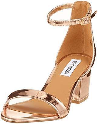 505f347a1af Steve Madden Women s Irenee Ankle Strap Sandals