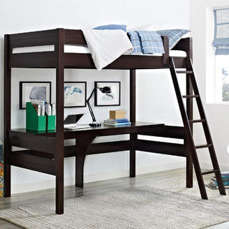 LOFT Viv + Rae Alfred Twin Bed with Desk