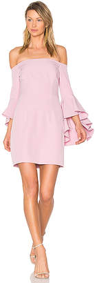 MILLY Selena Mini Dress in Pink. - size 0 (also in 2)