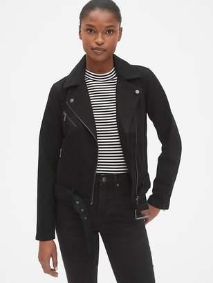 Gap Denim Moto Jacket
