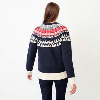 Roots Tundra Fair Isle Sweater