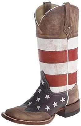 Roper Women's Merica Squared Western Boot
