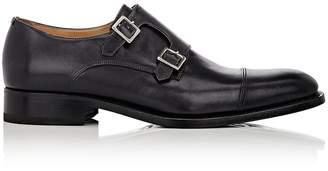 Harris Men's Double-Monk-Strap Shoes