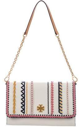 Tory Burch Kira Whipstitch Clutch w/ Tags