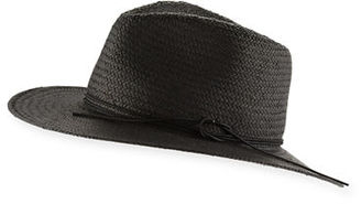 Rag & Bone Packable Straw Fedora Hat $225 thestylecure.com