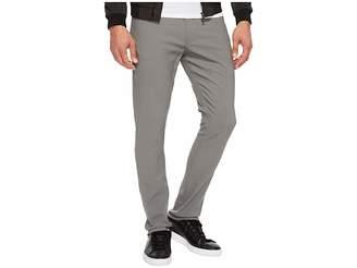Kenneth Cole Sportswear Five-Pocket Pants with Side Pocket Men's Casual Pants