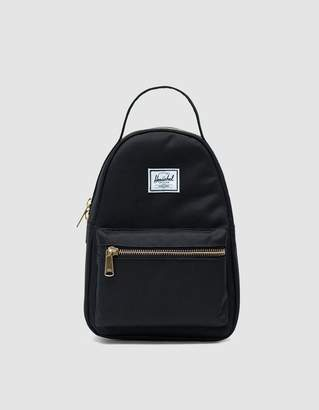 Herschel Nova Mini Backpack in Black