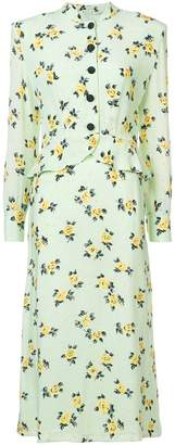 DAY Birger et Mikkelsen Alessandra Rich floral shirt dress