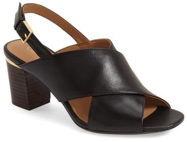 Calvin Klein 'Cindya' Slingback Sandal (Women)