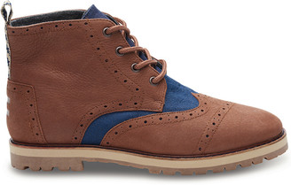 Toms Brogue Boot Boot