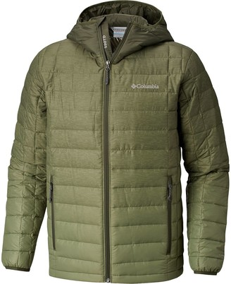 Columbia Voodoo Falls 590 Turbodown Hooded Jacket - Men's