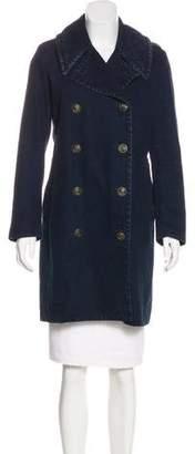 Denim & Supply Ralph Lauren Denim Short Coat