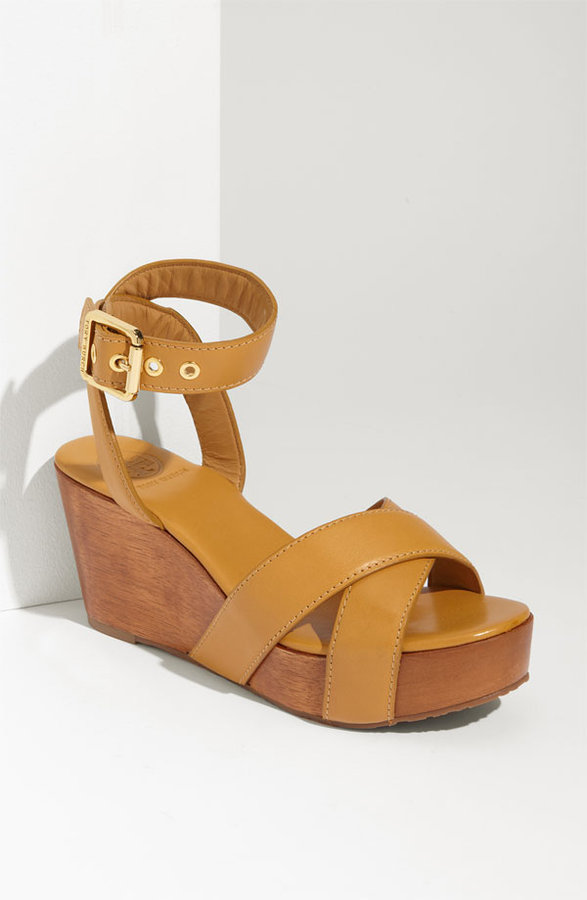 Tory Burch 'Almita' Wedge Sandal