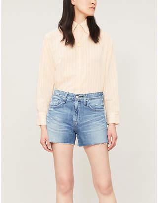 54b24c8433 AG Jeans Hailey high-rise shorts