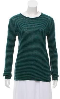 Alexander Wang Long Sleeve Knit Top