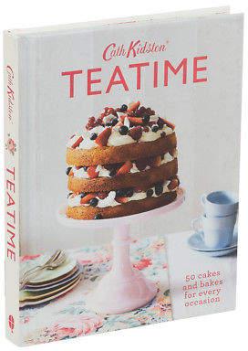 Cath Kidston NEW Book Teatime