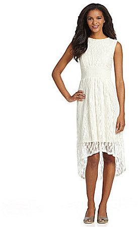 Calessa Lace Dress