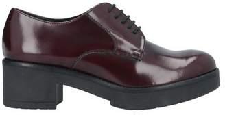 Geste Proposition Lace-up shoe