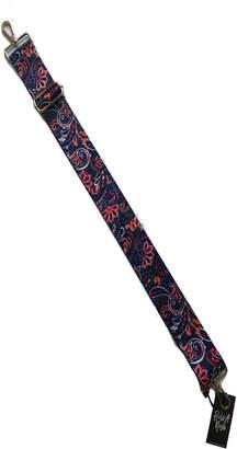 Bolsa Nova Multi Colored Geometric Nylon Adjustable Strap