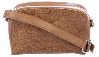 Shinola Pebbled Leather Mini Crossbody Bag