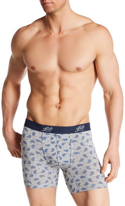 Lucky Brand Paisley Print Boxer Brief $19.50 thestylecure.com