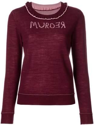 Undercover Murder jumper