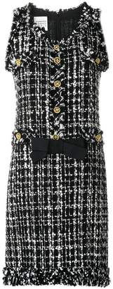 Edward Achour Paris midi tweed dress