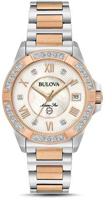 Bulova Marine Start Watch, 32mm