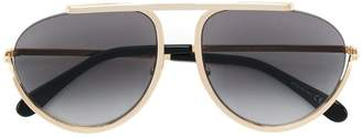 Givenchy Eyewear aviator framed sunglasses