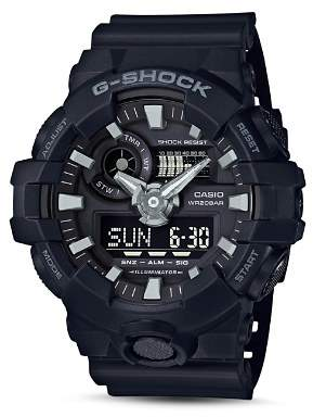 G-Shock Front Button Watch, 51.2mm