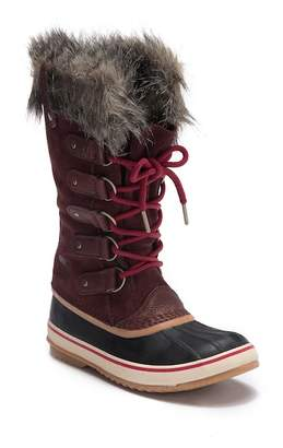 Sorel Joan of Arctic Faux Fur Lined Waterproof Snow Boot
