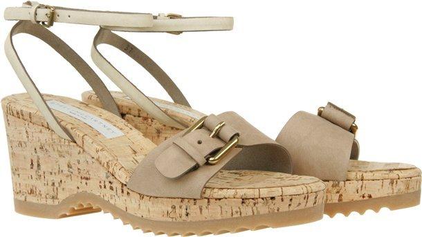 Stella Mccartney Cork Sandals