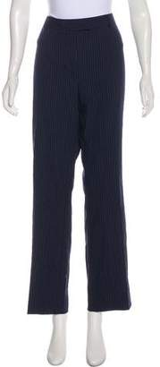 Brooks Brothers Striped Wool Pants
