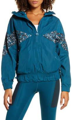 adidas by Stella McCartney Light Half Zip Jacket
