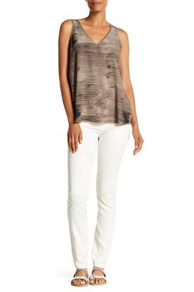 Go Silk go > by GoSilk Go Get Cleaned Up Tapered Silk Stretch Pants