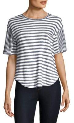 Splendid Solana Beach Stripe Tee