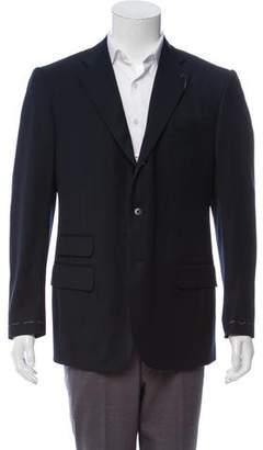 Ralph Lauren Wool Three-Button Blazer w/ Tags