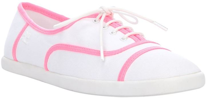 Courreges tennis plimsoll