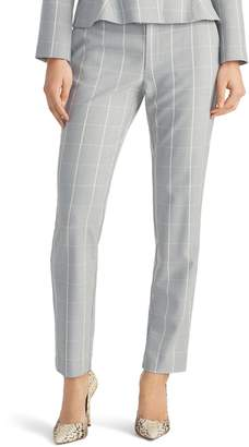 Rachel Roy Collection Windowpane Trousers