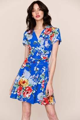 Yumi Kim Kennedy Silk Dress